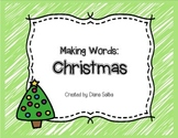 Making Words- Christmas