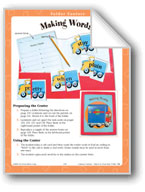 Making Words (File Folder Center)