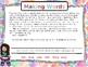 Making Words: First Grade  Reading Wonders U2 W4 - NG Words