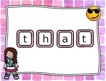 Making Words: First Grade  Reading Wonders U2 W4 (TH with a, e, and o) PART 1