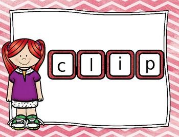 Making Words: First Grade Reading Wonders Unit 1 Week 3