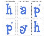 Making Words - Happy Hanukkah