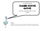 Making Words: Mo Willems Themed
