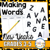 Making Words: New Year's Day