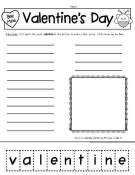 Making Words {PRINT and GO} All Year Long - Kindergarten & First Grade ELA