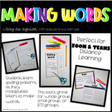 Making Words - Teacher Scripted