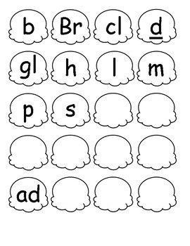 Making Words Practice Activity