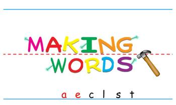 -ale Word Family Sorting Lesson-Castle-Making Words Warm-Up for the SMART Board