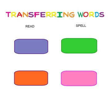 -ale Word Family Sorting Lesson -Baseball-Making Words for the SMART Board