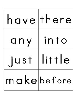 Making Words - Set 2