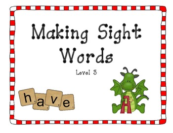 Making Words - Set 2