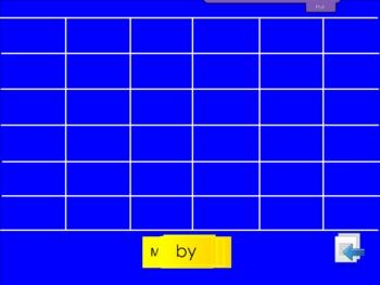 Making Words Smartboard 1