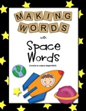 Making Words - Space Words