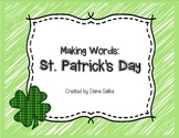 Making Words- St. Patrick's Day