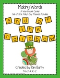 Making Words-St. Patty's Edition