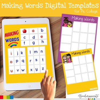 Making Words Templates