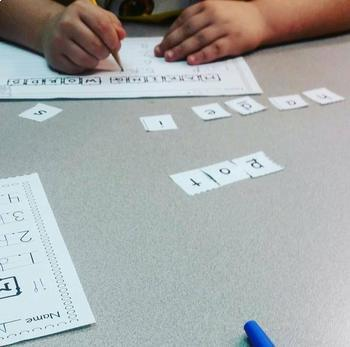 Making Words-The Bundle