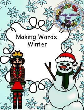 Making Words: Winter