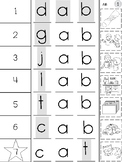 Making Words - word family worksheets with free videos!