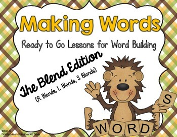 https://www.teacherspayteachers.com/Product/Making-Words-with-Blends-228525?aref=gd3xodic
