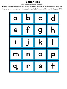 Read! Build! Write! Dolch Sight Words