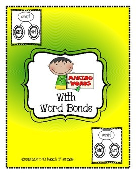 Making Words with Word Families as Word Bonds