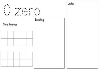 Making Writing Numbers 0-19