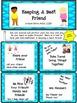 Making a Best Friend Reinforcement Cards