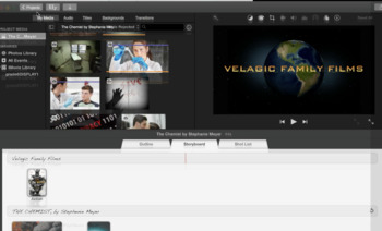 Making a Book Trailer with iMovie 10.1 (w/ Video Tutorials)