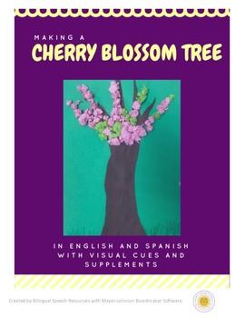 Making a Cherry Blossom JAR