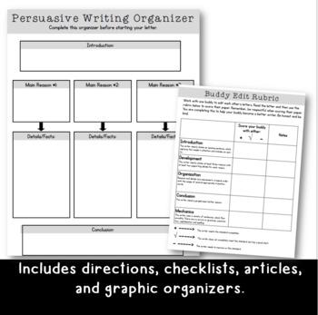 Making a Claim BUNDLE: Ten Pack (Persuasive Writing) CC Aligned