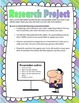 Making a Claim:Too Much or Too Little Homework? (Persuasive Writing and Project)