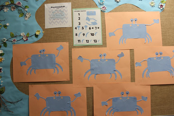 Making a Crab with Sequencing