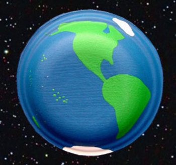 Making a Globe of the Earth