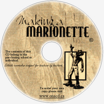 Making a Marionette - Student Booklet