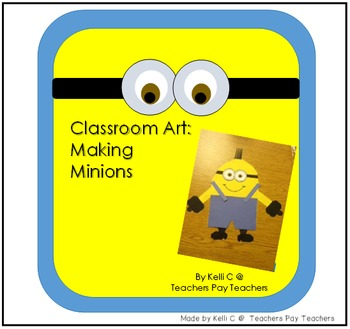 Making a Minion Art Project (Partial Glyph Project also)