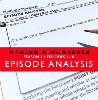 Making a Murderer Episode Analysis for ANY Episode