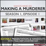 Making a Murderer Presentation Season 1 Episode 1
