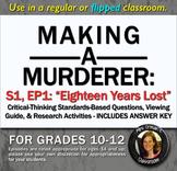 Making a Murderer Questions Analysis Episode 1