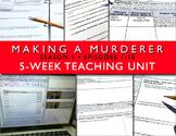 Making a Murderer Teaching Unit Bundle Season 1