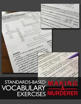 Making a Murderer Vocabulary