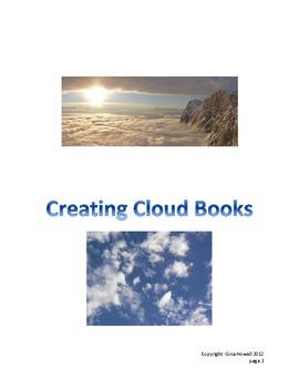 """Making a """"My cloud"""" Book"""