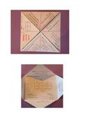 Making a Punnett Square - Foldable