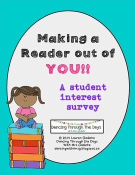 Making a Reader out of YOU!