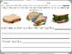 Making a Sandwich Writing Activities