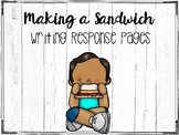 Making a Sandwich Sequence of Events