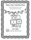 Making a Short Vowel Word Race