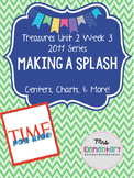 Making a Splash Centers and Charts