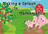 Making a Splash in Mathematics