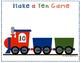 Making a Ten Train Game